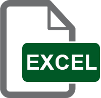Documento en formato excel