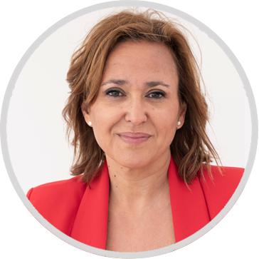 María Teresa Pérez Esteban. Consejera de Presidencia y Relaciones Institucionales.