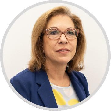 Pilar Ventura Contreras. Consejera de Sanidad.